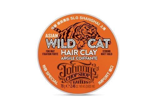 Johnny's Chop Shop - Глина для устойчивой фиксации волос, 70 г, фото 1