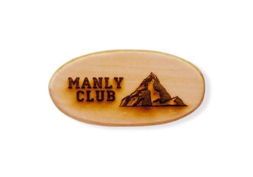 Manly - карманная щетка для бороды, фото 2