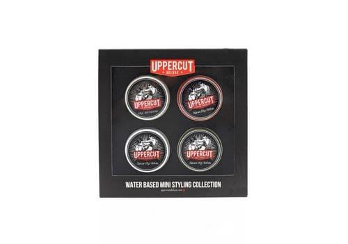 UPPERCUT DELUXE - Waterbased Mini Styling Collection - Набор мини помад, 4x18г, фото 1