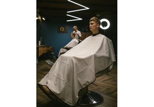 """Rebel Barber """"Vintage Classics"""" - Пеньюар с неопреновым воротником, фото 3"""